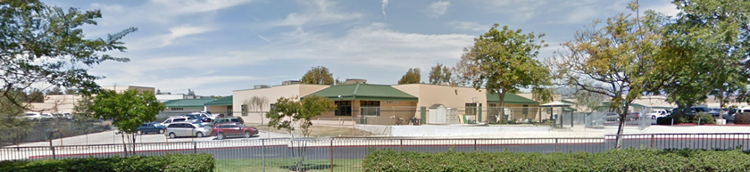 Moorpark High School (photo courtesy: Google)