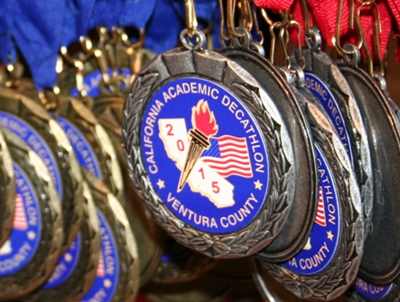 Westlake Wins County Academic Decathlon Fourth Time in a Row