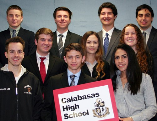 Calabasas Wins Academic Decathlon, Oxnard Takes Second