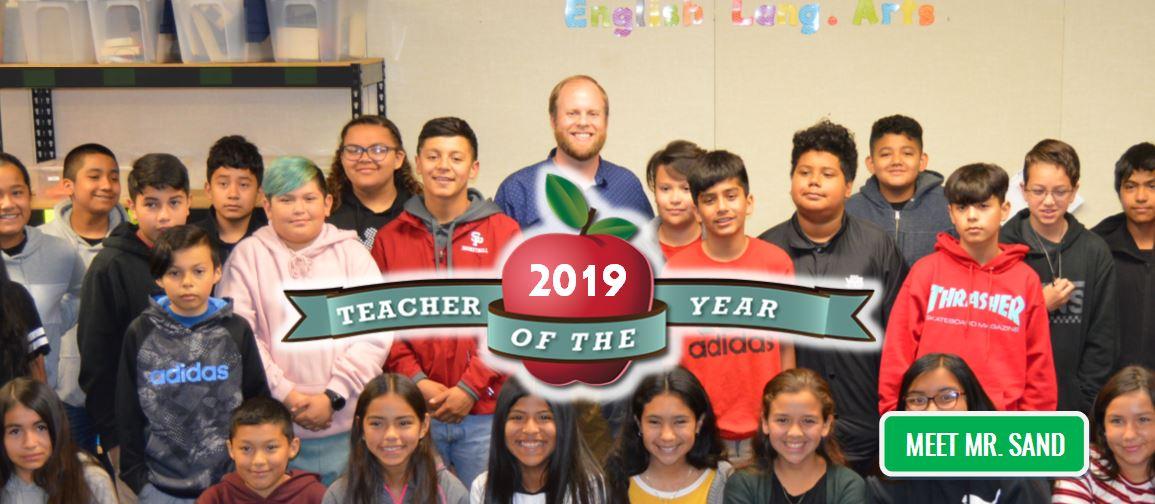2019 Ventura County Teacher of the Year