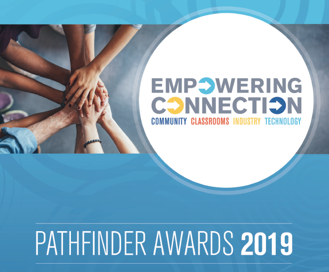 Champions of Career Education Honored at 2019 Pathfinder Awards