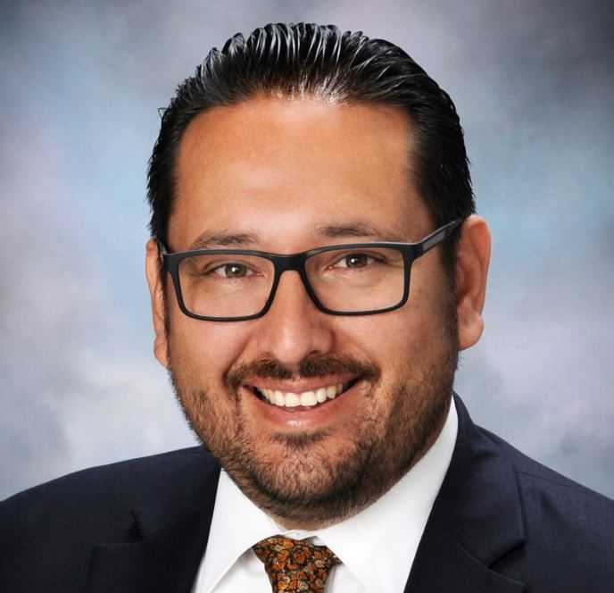 Dr. Cesar Morales Honored with National Educational Award