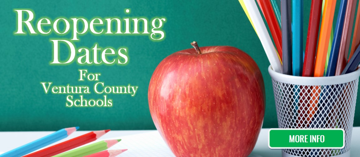 Find out when your local schools will reopen for in-person learning