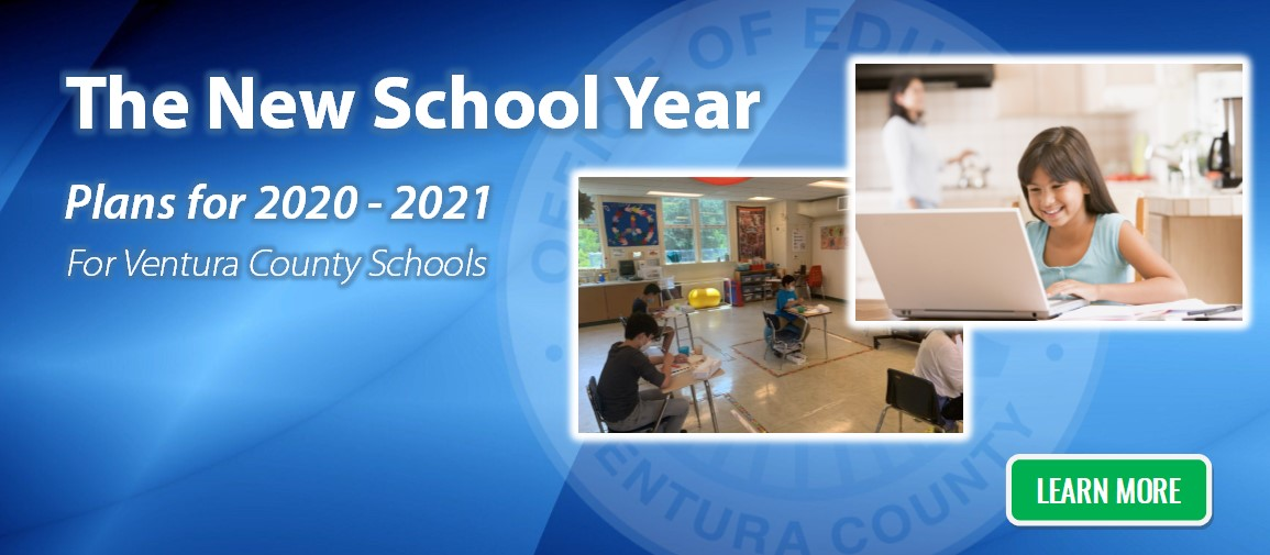 Plans for the 2020-2021 School Year