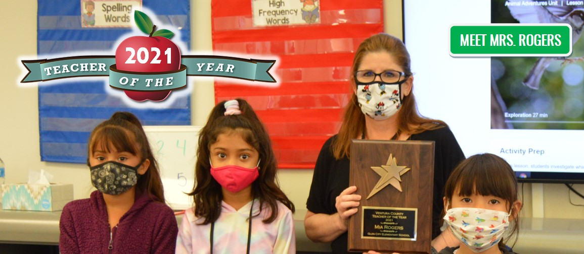 2021 Ventura County Teacher of the Year